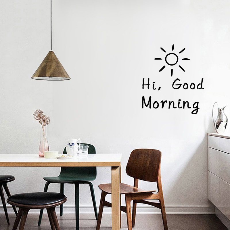 Aliexpress Buy Hot Sell Wall Stickers Have A Nice Dayhigood