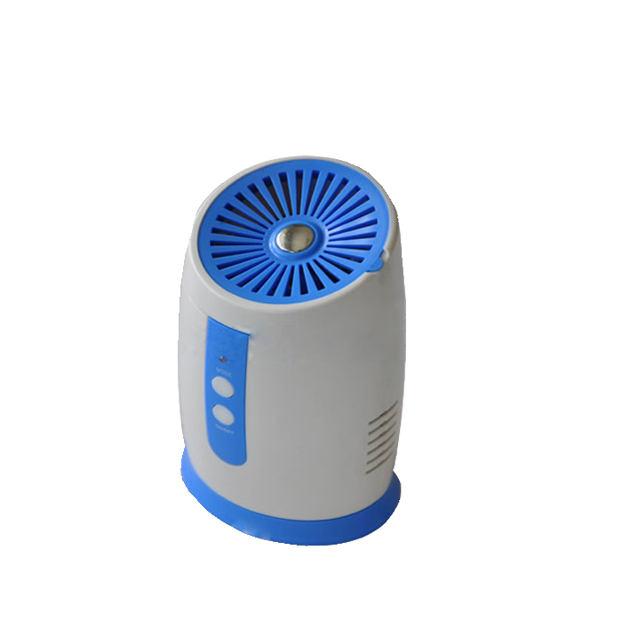 Mini Portable Ionic Ozone Generato in Air Purifier  for Car 5mg/h AP-99 personal solar energy portable mini car ozone air purifier high efficient car air purifier