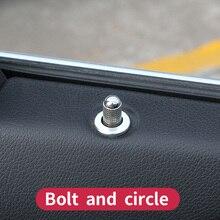 Auto modificate per Mercedes Benz GLC x253 coupe C W205 mercedes w205 amg Classe bullone porta pin pin pin di bloccaggio della porta automatica accessori bullone