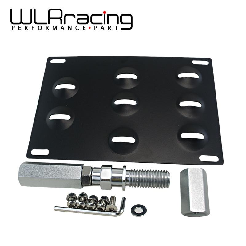 ٩(^‿^)۶Wlring-Placa de licencia soporte remolque soporte matrícula ...