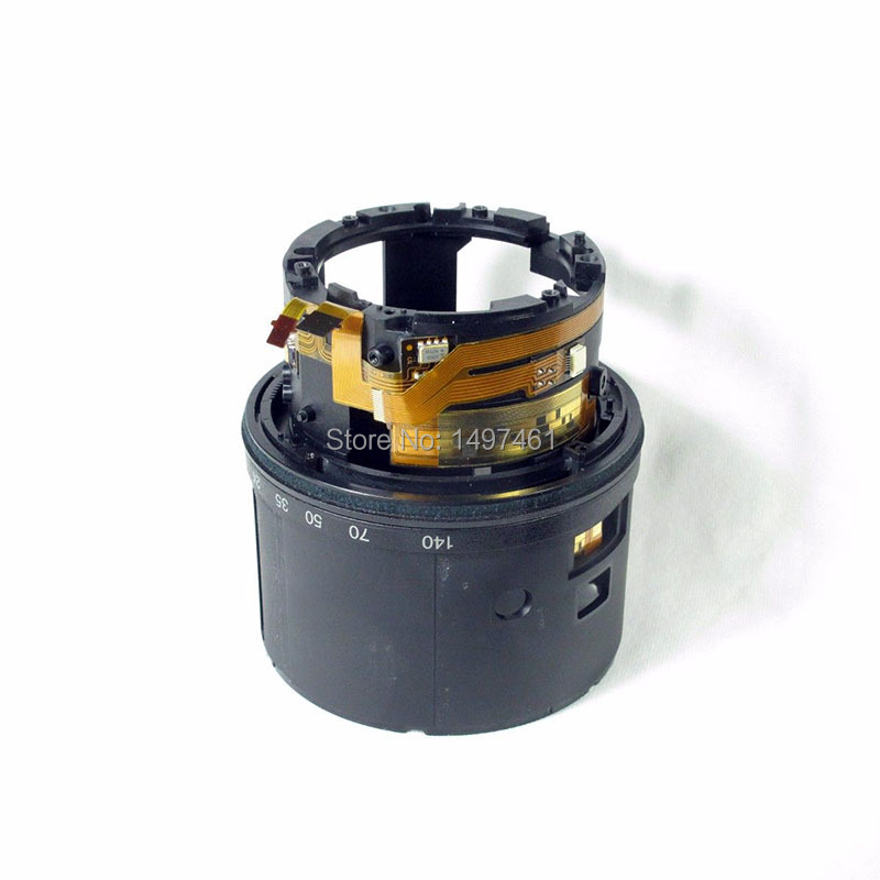 Main fixed barrel with flex cables Repair parts For Nikon Nikkor 18 140mm f 3 5