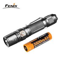 FENIX PD35 V2.0 Cree XP L HI V3 1000 lm Torch Flashlight suitable for military use policing outdoor exploring emergency lighting
