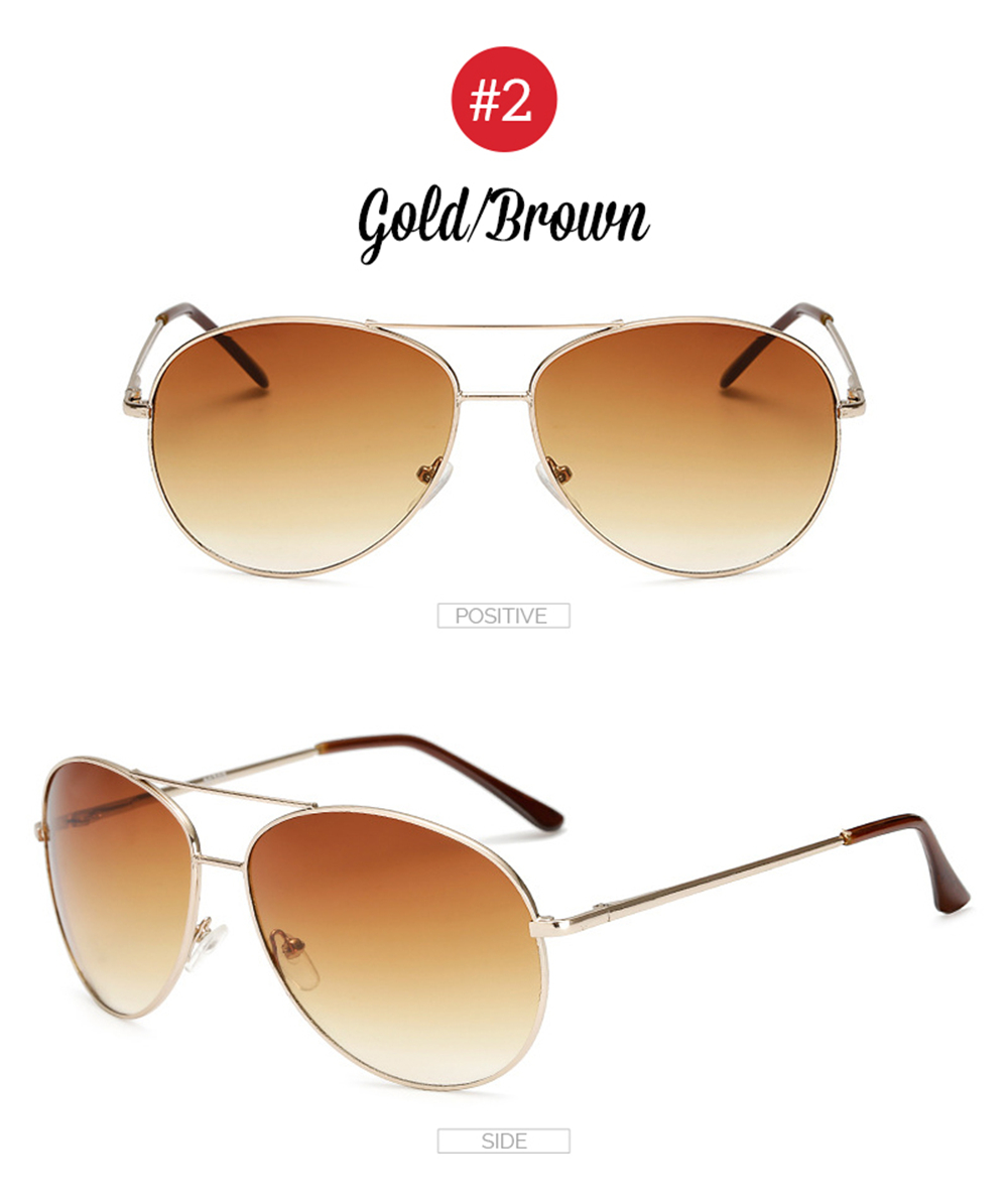 small Oval Metal Frame Brand Designer Sunglasses Women Female Red Tan Lens Fashion Sexy Ladies Sun Glasses Oculos Soft And Antislippery el Malus Women's Sunglasses