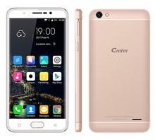 """Original Гретель A9 5.0 """"1280*720 IPS мобильного телефона 4 г LTE Андро ID 6.0 MTK6737 Quad- core 2 ГБ + 16 ГБ fin G erprint ID 8.0MP смартфон"""