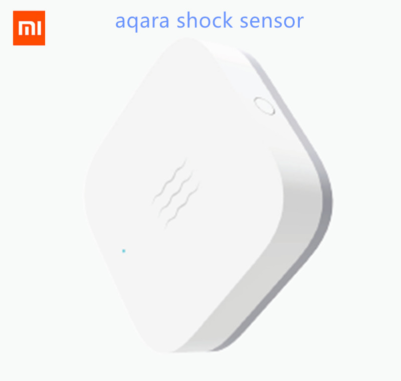 Aqara Vibration Sensor & Sleep Sensor