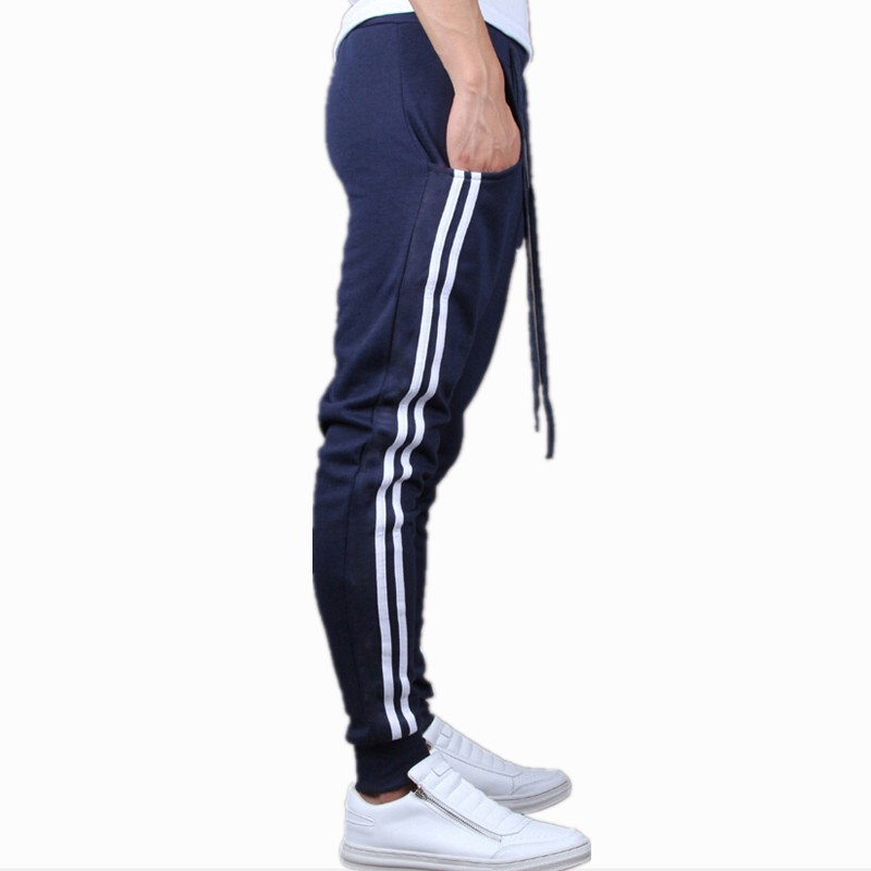 Aliexpress.com  Buy Mens Joggers New FashionCasual Harem Sweatpants Sport  Pants Trousers Sarouel Men Tracksuit Bottoms For Track Training Jogging  from