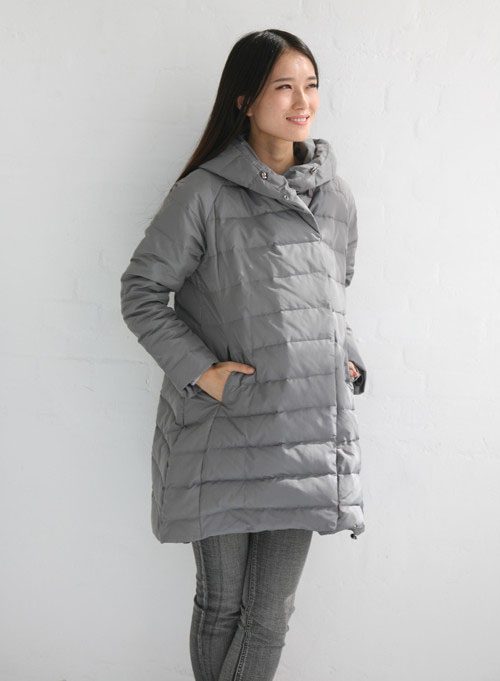 Women Winter   Down   Jacket Hooded Duck   Down   jacket Winter   Down     Coat   A-line Thick Winter Jacket Custom Any Size