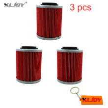 3x Oil Filter For CAN AM Outlander L 570 500 450 Outlander 400 500 650 800 800R Outlander MAX 500 570 650 1000 850 800R 400