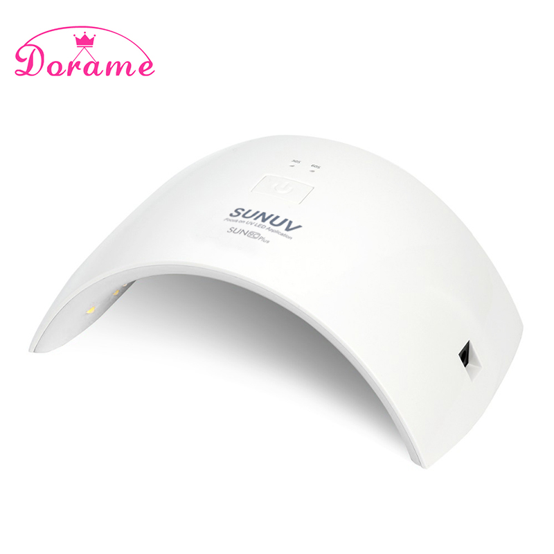 Newest 36W UV Led Lamp SUN9C Plus SUN9C 24W Nail Dryer Lamp Nail For Gel Polish