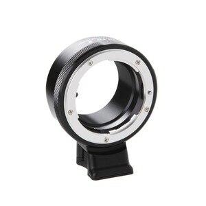 Image 4 - Viltrox NF NEX עדשת מתאם w/חצובה הר צמצם טבעת עבור ניקון F AF S AI G עדשה לסוני E מצלמה A9 A7SII A7RII NEX 7 A6500