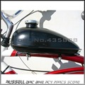 80cc 60cc 66cc 49cc Engine bike Motorized Bicycle Fuel Tank 0.5 Gallon 2L Black