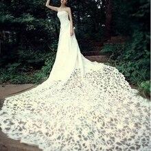 kejiadian Wedding Dresses Cathedral/ Royal Train