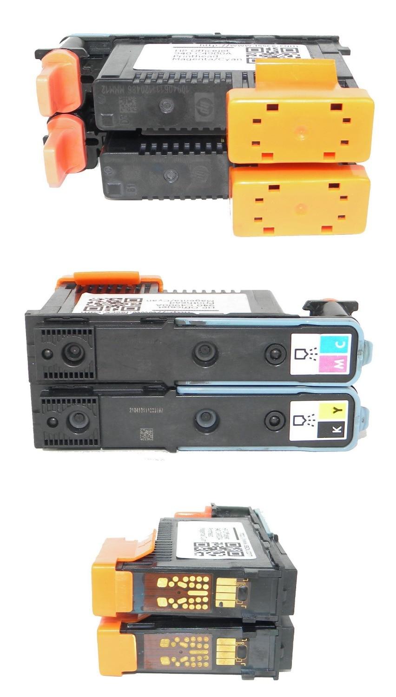 940 MAGENTA / CYAN  BLACK/YELLOW  PRINTHEAD C4901A C4902A for HP OfficeJet Pro 8500 8000 картридж для принтера hp 72 c9383a magenta and cyan