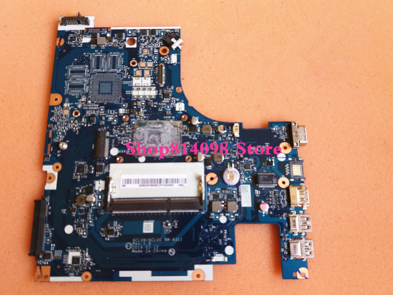 KEFU ACLU9 / ACLU0 NM-A311 G50-30 Motherboard for Lenovo G50 G50-30 laptop ( for intel CPU ) 100% tested цена