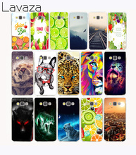 1079CA Lemon Fruits Animals Painted fundas Hard Case for Samsung Galaxy A3 2015 case cover coque samsung