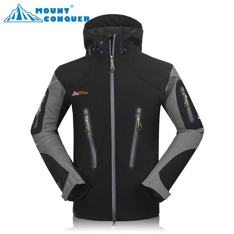 MC15RK0202 coupe-vent imperméable pour hommes veste Softshell extérieure Sport respirant randonnée ou Camping veste manteau de coquille souple