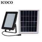 ICOCO 150 LEDs Solar Power Human Body Motion Sensor Lamp Waterproof Energy Light for Outdoor Garden Security Leds Path Lamp