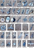 MW 20 Wholesale Nepal Handmade 925 Sterling Silver Vintage Charms Tibetan Buddhist Amulet Pendants 10pcs Lot