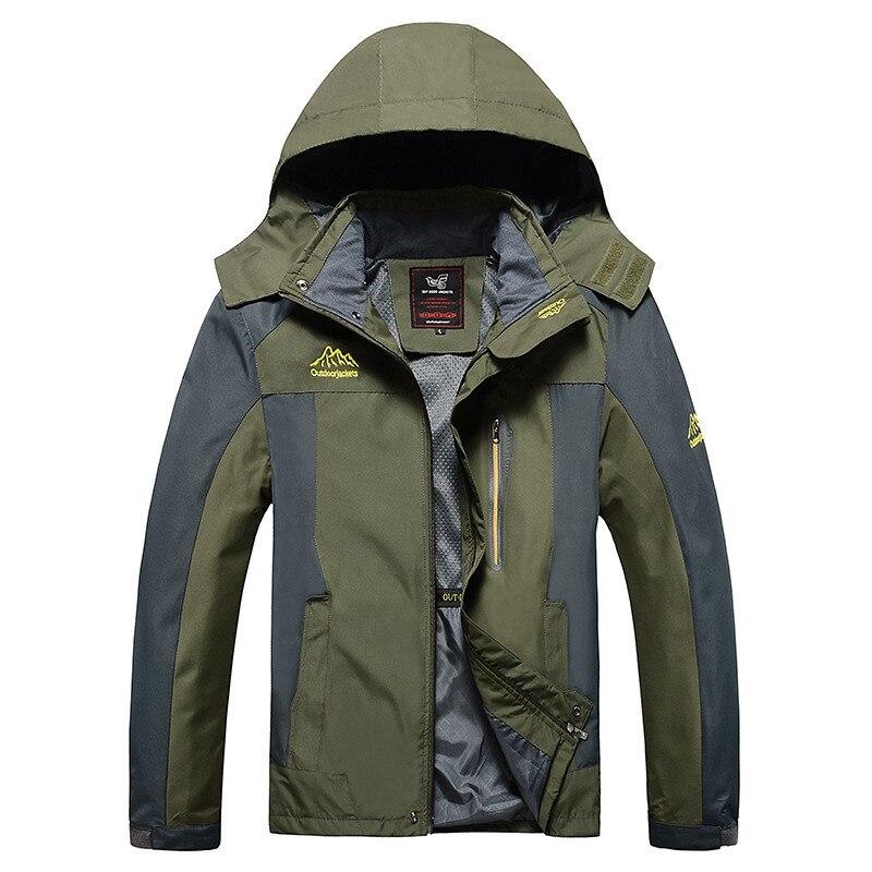 Nouveau Sports de plein air Camping randonnée tactique militaire hommes veste femme manteau de chaleur sweat résistant à l'usure Trekking escalade
