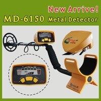 Professional Detecting Equipment MD 6150 Underground Metal Detector Treasure Hunter Metal Detector MD6150