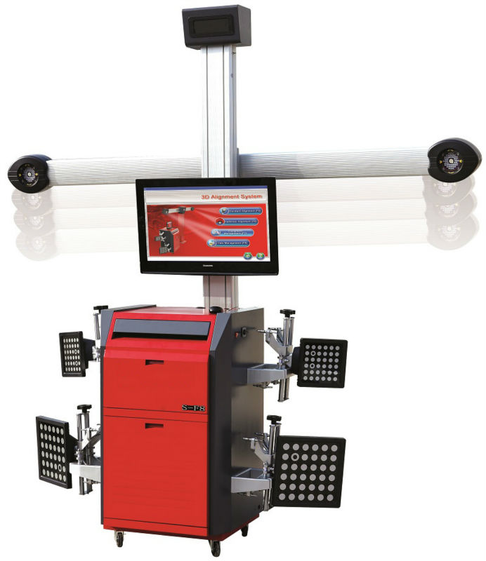 Wheel Alignment Machine >> Us 6450 0 3d Wheel Alignment Machine S F8 Variable Height Camera Support By Electricity On Aliexpress 11 11 Double 11 Singles Day