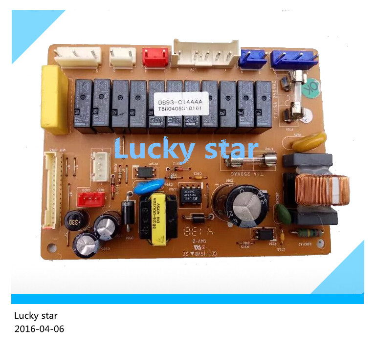 95% new for Air conditioning computer board circuit board KFRD-60L/KFA DB93-01444A DB93-01444D DB93-01444F good working цена