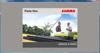 For Claas WebTIC Offline 2015 and Parts Doc 2.1 - Agricultural 2018