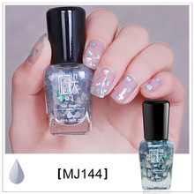 New Fashion Professional Nails Art Vernis A Ongle Flower Heart Shining Esmaltes Nail Polish Glitter 3d Nails Gel Polish Nagellak