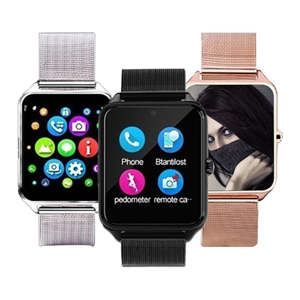 Z60 Smart Watch Bluetooth Call Pedometer Sleep Monitor Smart Bracelet Hands-free Call Sports Health Wristband For Android IOS