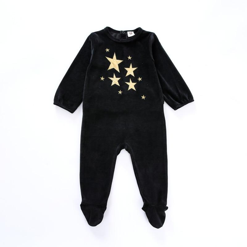 Baby Bodysuit Pyjamas Kids Clothes Long Sleeves Children Clothing Newborn Baby Overalls Children Boy Girls Clothes Baby Pajamas
