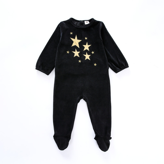 Baby bodysuit pyjamas kids clothes long sleeves children clothing newborn baby overalls children boy girls clothes baby pajamas