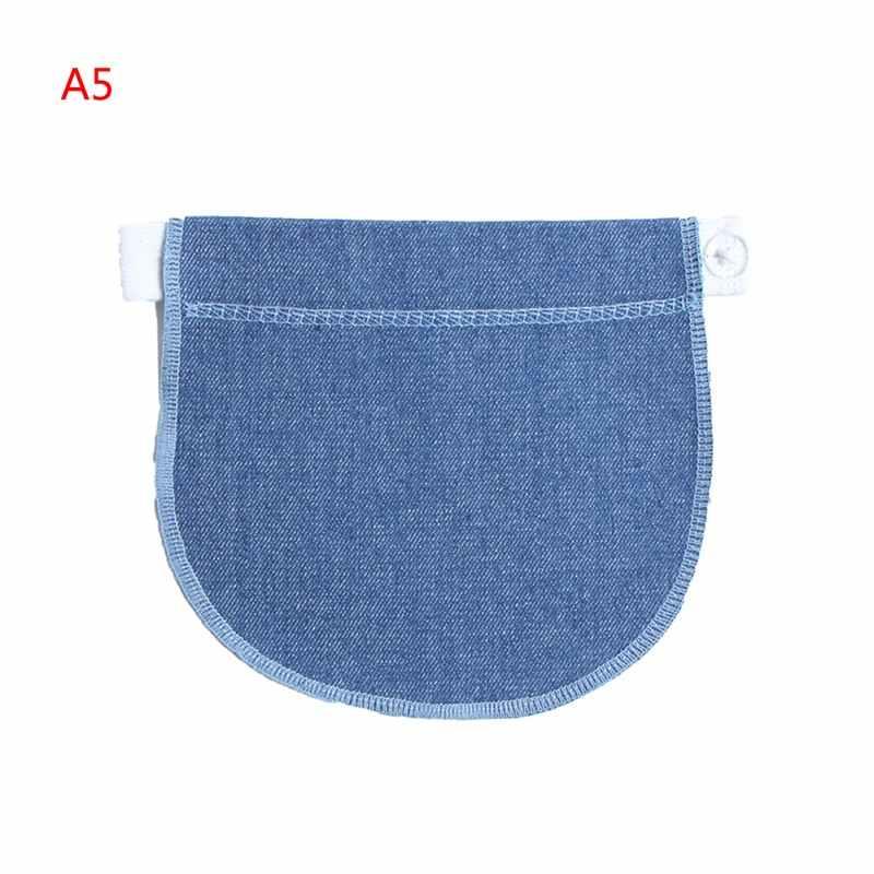 Verstelbare Elastische Taille Extender Kleding Broek Voor Zwangere Moederschap Zwangerschap Tailleband Riem