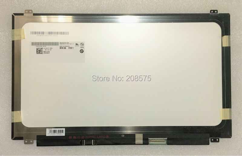 Free Shipping B156XTK01.0 N156BGN-E41 LAPTOP LCD SCREEN Panel Touch DisplayFOR Dell Inspiron 15 5558 Vostro 15 3558 JJ45K dell inspiron 3558