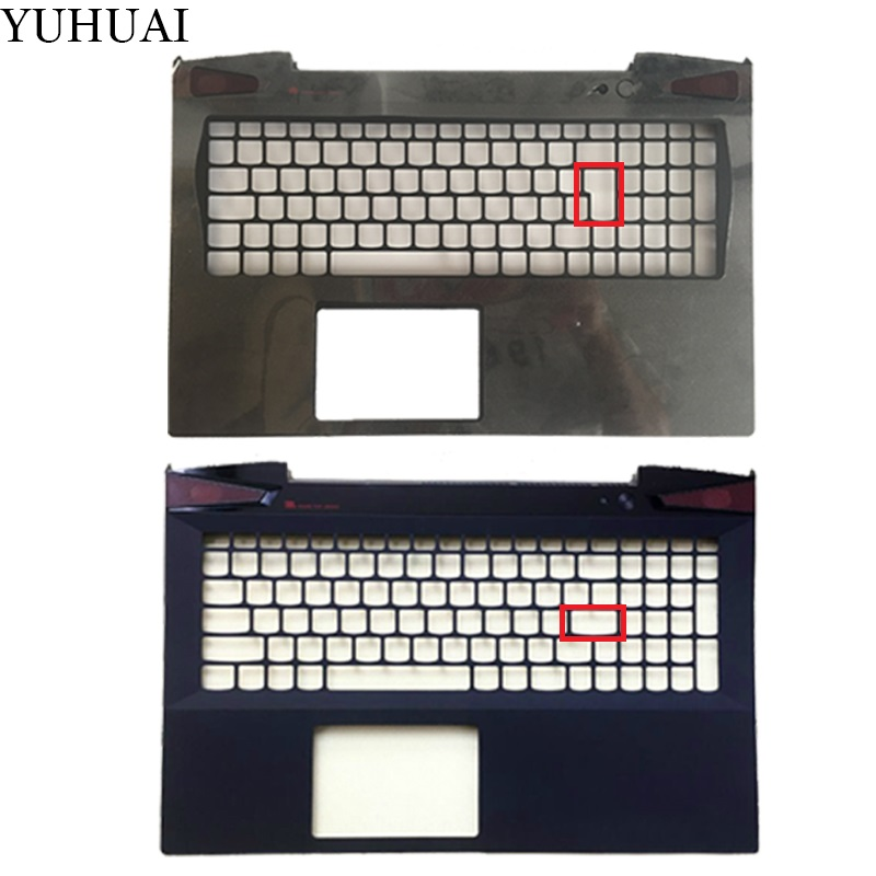 New for Lenovo Y50-70 Y50 Y50-70A Y50-70AM Y50-70AS Y50-80 Y50P-70 Y50P-80 keyboard bezel Panel Cover new original lenovo y50 y50 70 15 6 lcd top back cover rear lid bezel no touch am14r000400