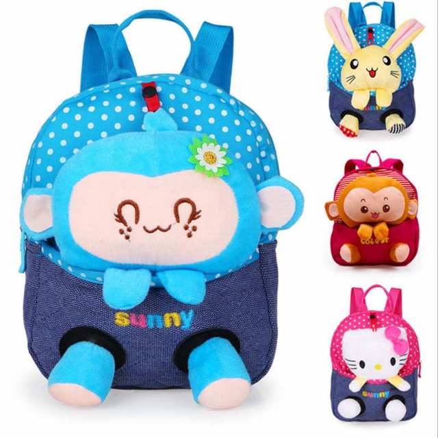 Hot sale new 1-3 years old Baby Keeper Toddler Walking Safety Harnesses Cartoon Backpack Strap Bag
