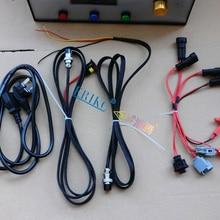 Liseron ERIKC fule injector test equipment injector diesel test font b bench b font common rail