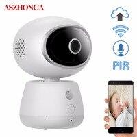 3MP Home Security IP Camera PIR Night Vision Wireless Wi Fi PTZ CCTV Surveillance Baby Monitors Camera Mobile View Audio Talk