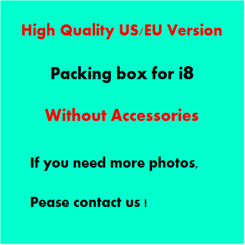 20pcs/<font><b>lot</b></font> US,EU,UK Version Retail Package Empty Packing Box for <font><b>iphone</b></font> 8 without <font><b>Accessories</b></font>