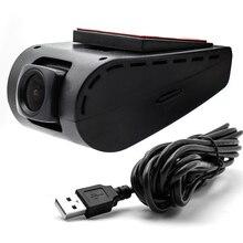 SMARTECH Front Camera Android 6.0 Car Radio DVD HD Car Mini Tachograph Front Recorder USB 2.0 Digital Video Recorder DVR Camera