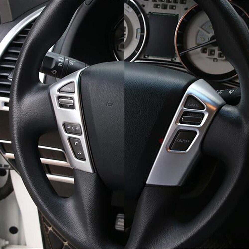 For Nissan Patrol Y62 2011 2017 4.0L Car Interior Steering