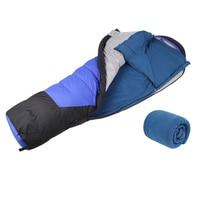 Brand YUETOR Ultra Fine Fleece Splicing Single Sleep Bag Ultralight Outdoor Sleeping Bag Liner