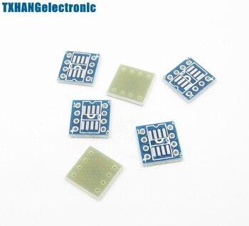 10pcs SOP8 turn DIP8 adapter plate SMD adapter plate 10pcs lot gd25q41btig 25q41bt gd25q41btigr gd25q41 sop8