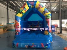 Large Funny Inflatable Water Slide Bouncer for Water Park