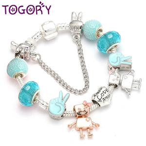 TOGORY Dropshipping Silver Col