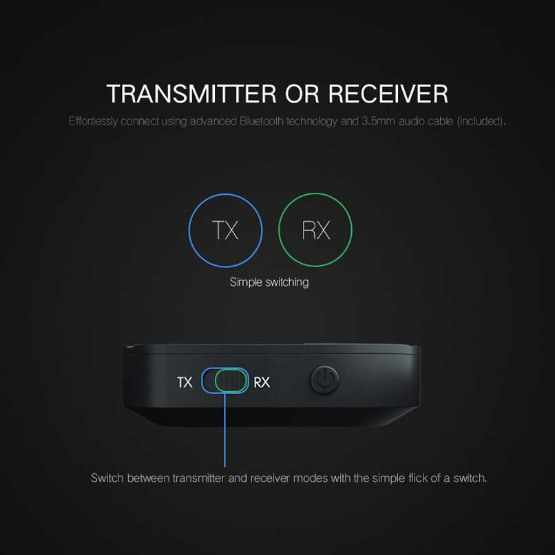 Image 5 - 2 in 1 Bluetooth Receiver Transmitter Stereo Music Wireless Bluetooth Audio Adapter 3.5mm AUX Audio For TV PC MP3-in Bluetooth Car Kit from Automobiles & Motorcycles