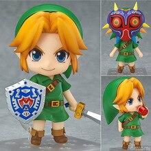 Legend of Zelda Zelda enlace Figura Figura de Majora Mask 3D no densetsu kazeno Rinquedo Takt 553 Q 10 CM Modelo Figuras de Acción Del Pvc