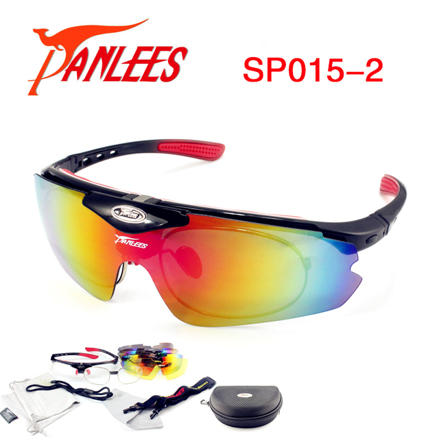 dfd0196fc849 Panlees UV400 Polarized Interchangeable Lens Sunglasses Prescription Sport  Sunglasses With Wire RX Optical Inserts Free Shipping