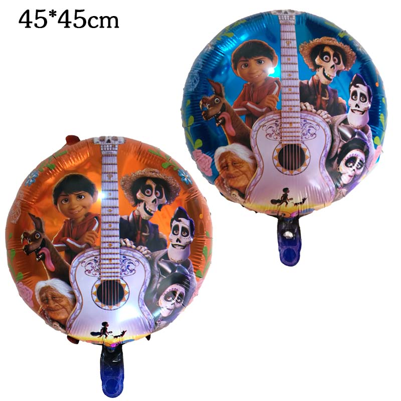 32 στυλ Helium Air Ballon Χρόνια γενέθλια COCO - Προϊόντα για τις διακοπές και τα κόμματα - Φωτογραφία 3