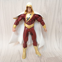 7League of Legends Billy Batson Captain Marvel Magic captain Shazam PVC Action Figure Collectible Model Toy 17CM BOX L331