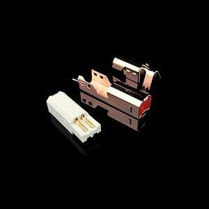Image 2 - Mạ vàng USB MỘT USB B Nối Jack Đuôi Sockect Cổng Kết Nối Sockect Cho Âm Thanh HiFi Thiết Bị